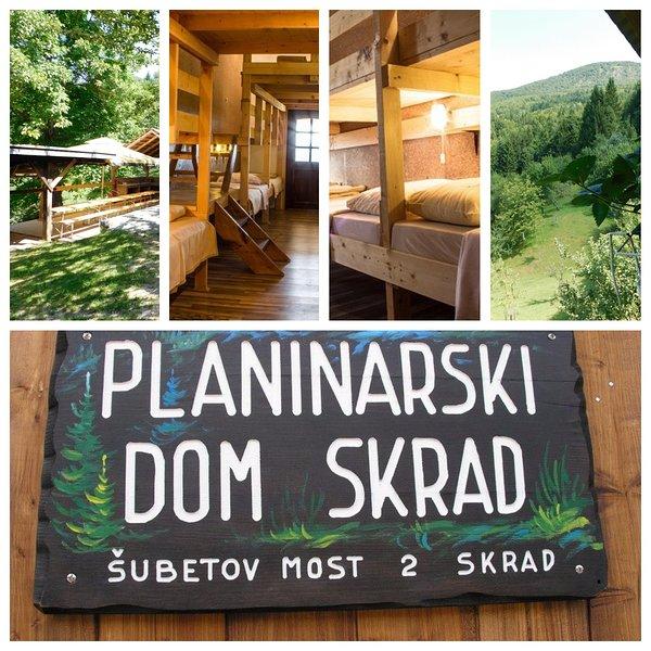 Mountain house Skrad, Gorski kotar Planinarski dom Skrad