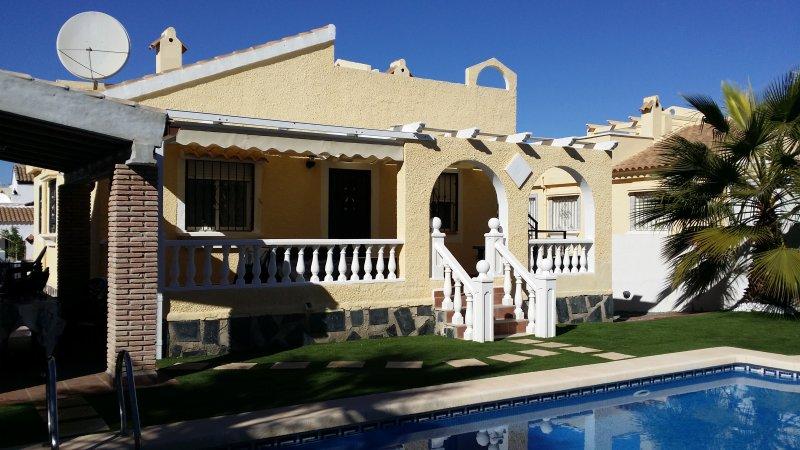 VILLA PRECIOSA, alquiler de vacaciones en Mazarrón