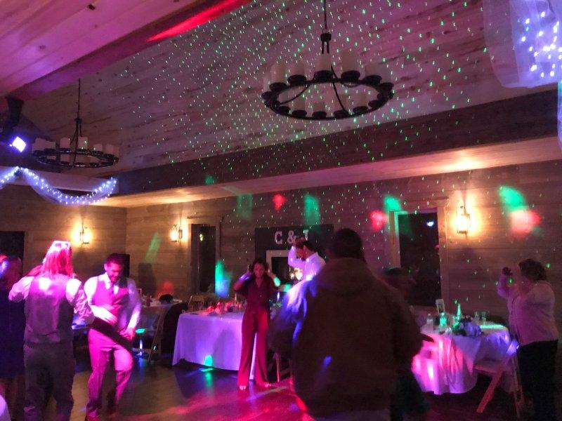 Ricevimento di nozze danza