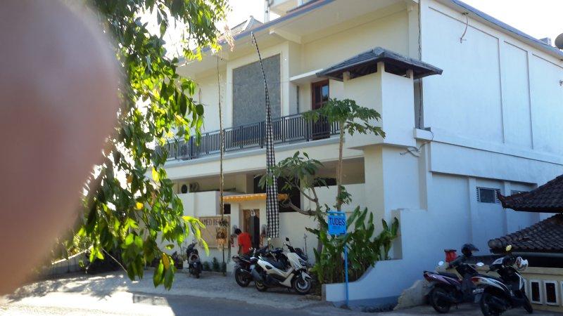 Street view of AMED BEACH VILLA.