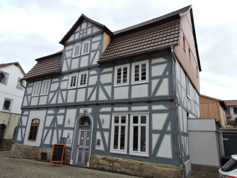 Wohlfühl-Appartments, holiday rental in Melsungen