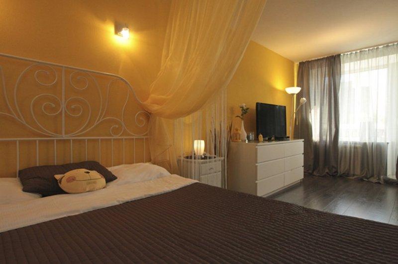 1-room apt. at Krymskiy Val., 6 (052), holiday rental in Peresvet