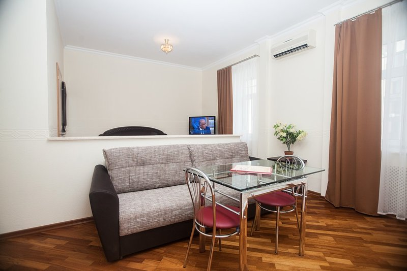 1-room apt. at Pertovskiy lane, 1/30 (091), location de vacances à Balashikha Urban District