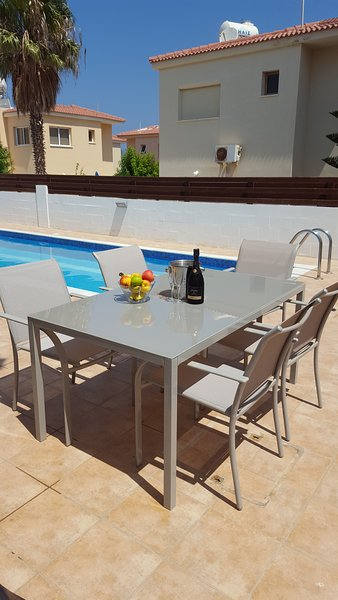 Normans Place, Ayia Triada Beach Gardens., holiday rental in Protaras