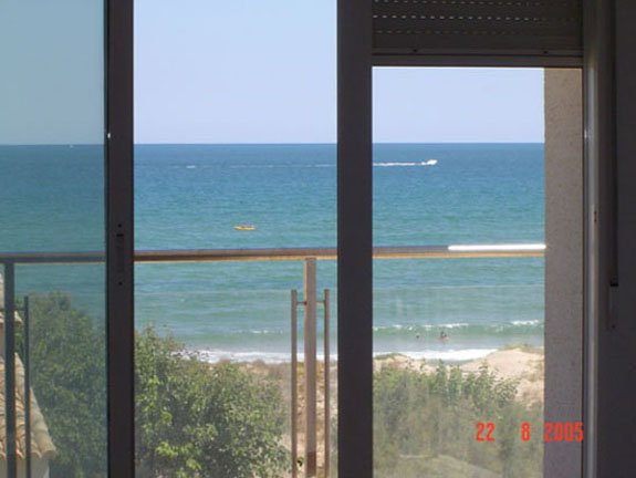 SEA VIEWS FROM LIVING ROOM
