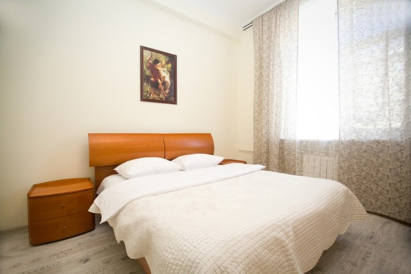 2-room apt. at Tverskaya, 17 (146), location de vacances à Balashikha Urban District