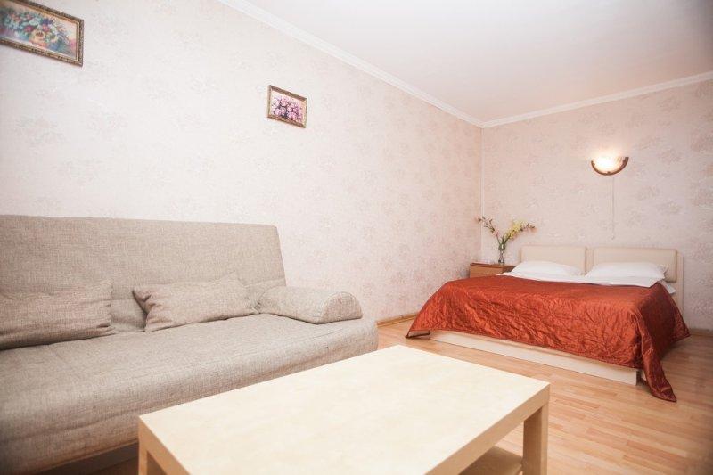 1-room apt. at Narodnaya, 9 (089), location de vacances à Lyuberetsky District