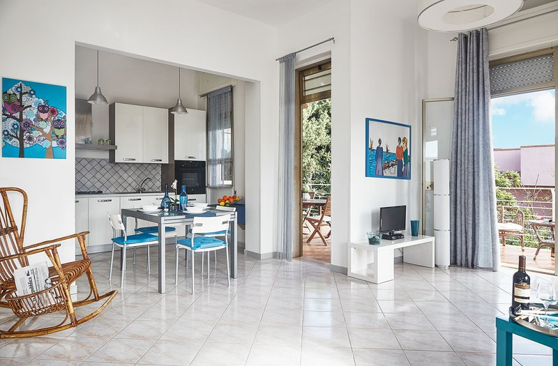 Villa Marina Blu, vacation rental in Pozzallo