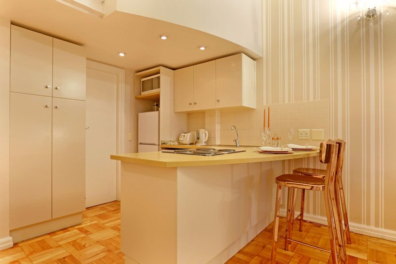 Art Deco Loft fully equipped kitchen