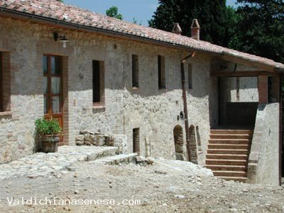 Agriturismo Cocciano, holiday rental in Cetona