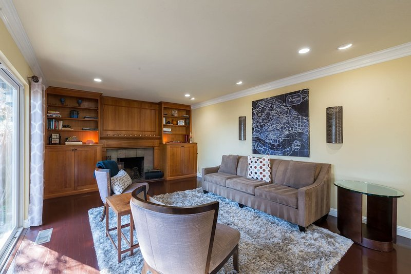 Come stay and enjoy our lovely family home in the heart of the Silicon Valley!