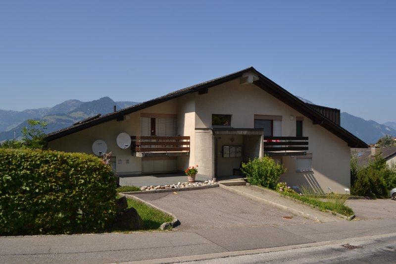 Esterno Casa (lato nord)