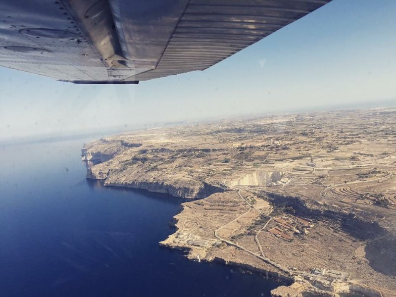 Malta South Aerial views.