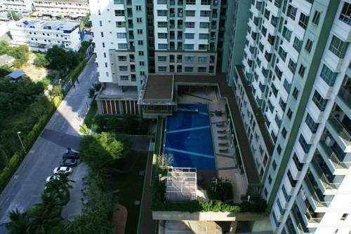 PROMO,LUMPINI VILLE NAKLUA PATTAYA, BEST LOCATION,SEA VIEW,AWESOME AMENTIES, holiday rental in Na Kluea