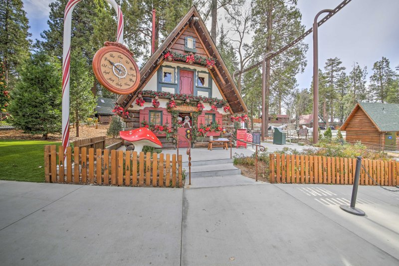 Nearby Attraction | Santa's Village