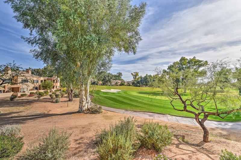 Faça-se em casa durante a sua estadia neste alojamento de férias Condomínio luxuoso Scottsdale!