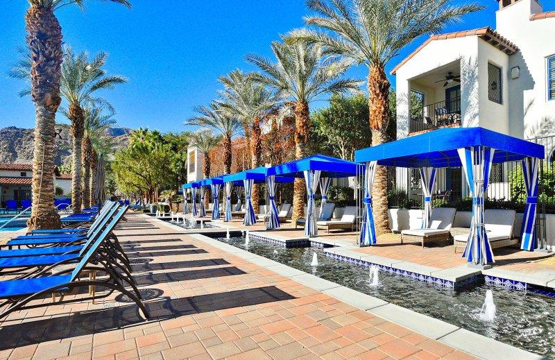 (C65-B) Deluxe King Casita, holiday rental in La Quinta