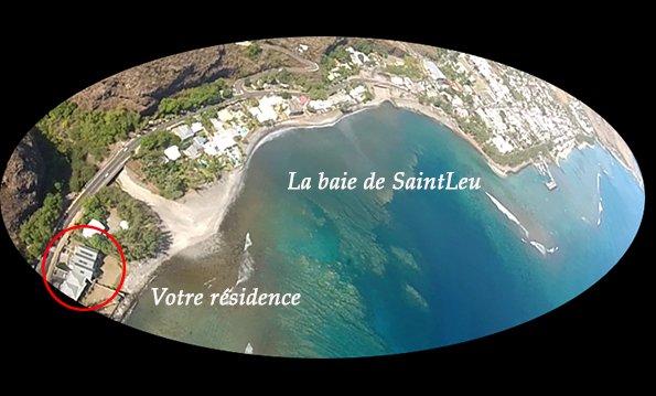 Nirvana Adventure, casa vacanza a Saint-Leu