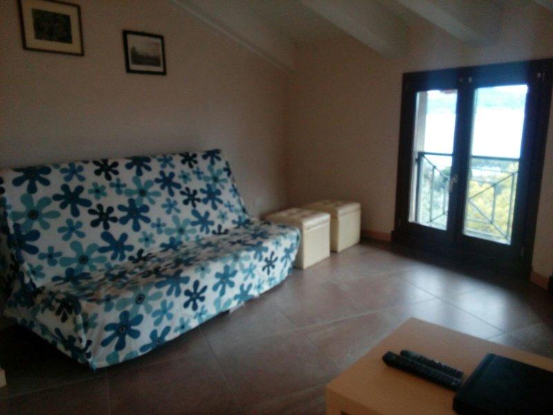 Appartamenti Lago di Garda 'La Vecchia Locanda', holiday rental in Toscolano-Maderno