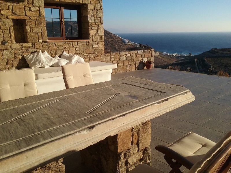Villa Elia Horizon, holiday rental in Elia