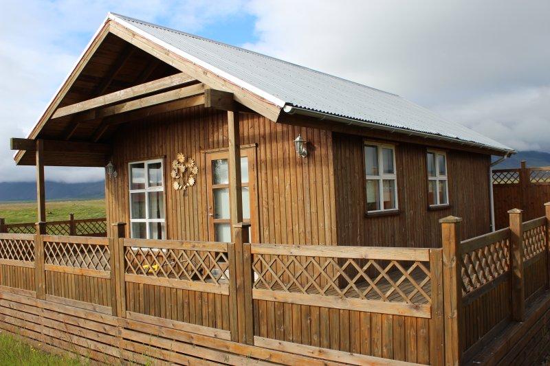 Cottage, alquiler vacacional en Husafell