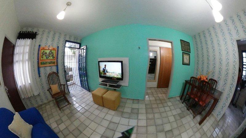 Sua confortável casa de praia a beira mar de Maria Farinha, holiday rental in Olinda