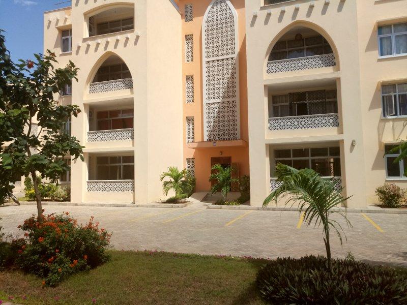 Oyana Apartments, holiday rental in Vipingo
