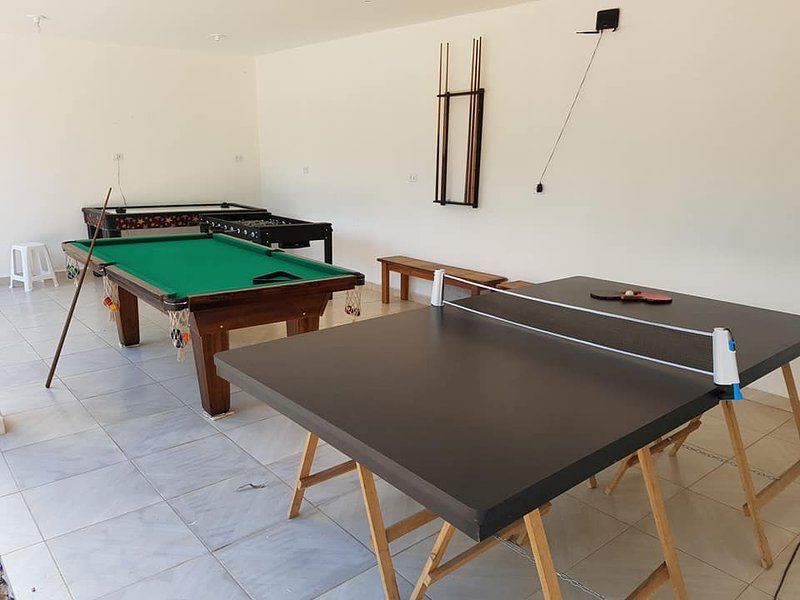 BluPix Eco Parque - Pousada, Piscina Aquecida, Futebol de Sabão, Lago, AirSoft., casa vacanza a Aracoiaba Da Serra