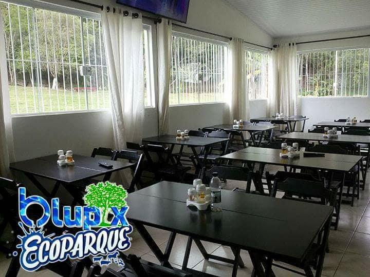 Restaurante BluPix Eco Parque