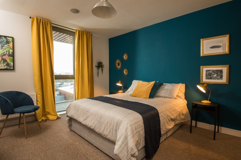 Samson View Luxury Apartment Titanic, holiday rental in Belfast