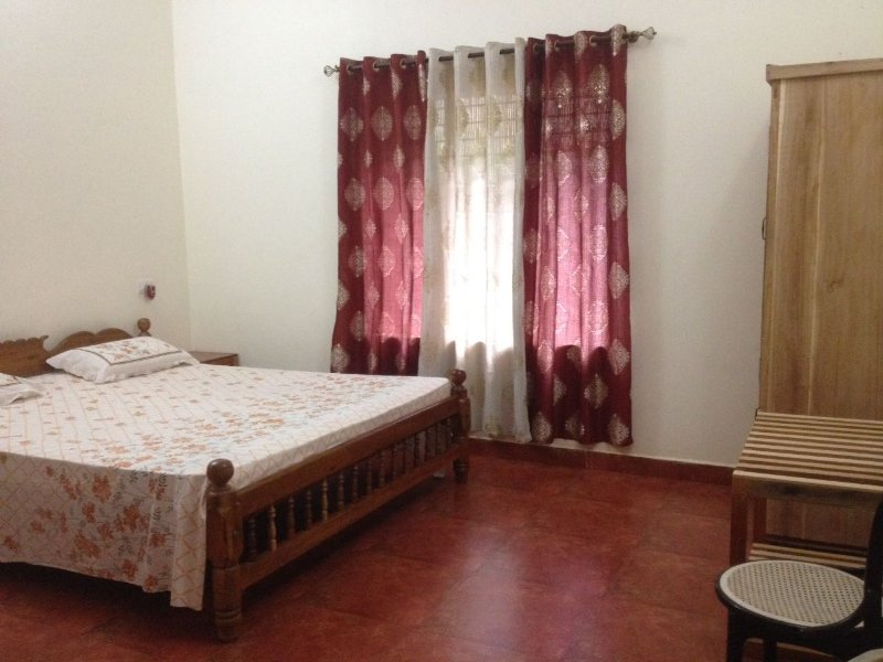 Farmview room in Jadkal homestay, holiday rental in Paduvari