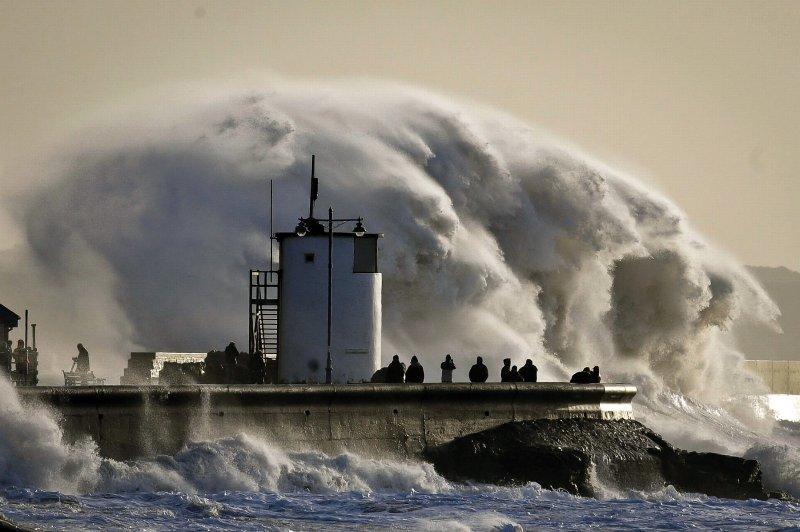 Pier Porthcawl a des vues spectaculaires pour les photographes passionnés ou les visiteurs aventureux!