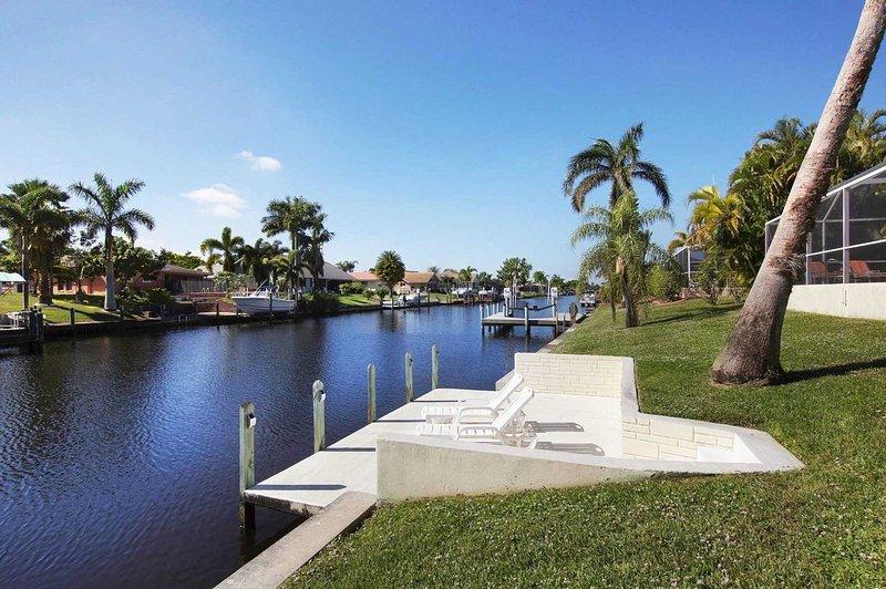 Dock au canal