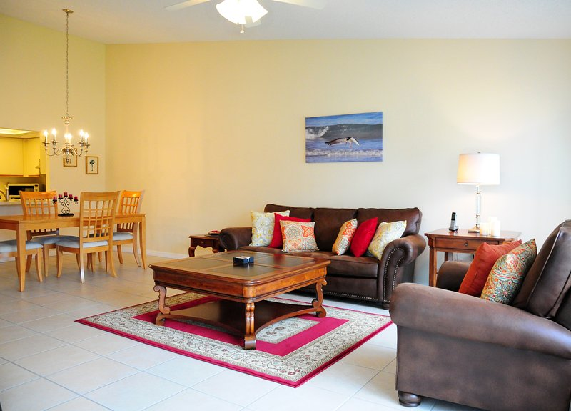 Villa in Resort Style Community, vacation rental in Gulf Gate Branch