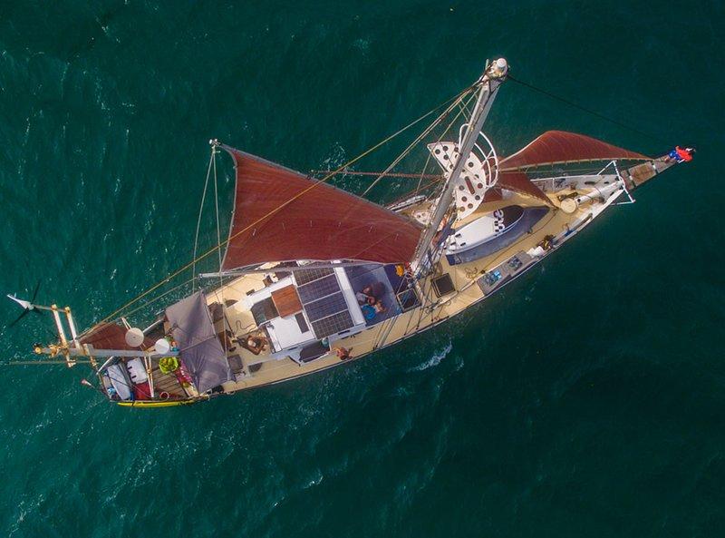 Sail Joana - A Hidden Gem in Paradise