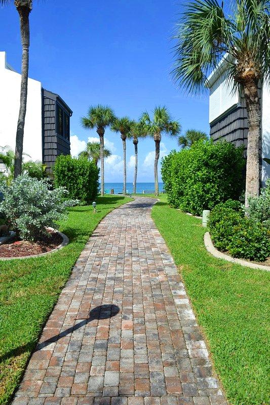 Walkway dans le Golfe