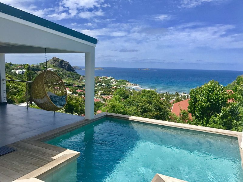 Villa Ride, Anse Des Cayes, St Barts, holiday rental in Anse des Cayes