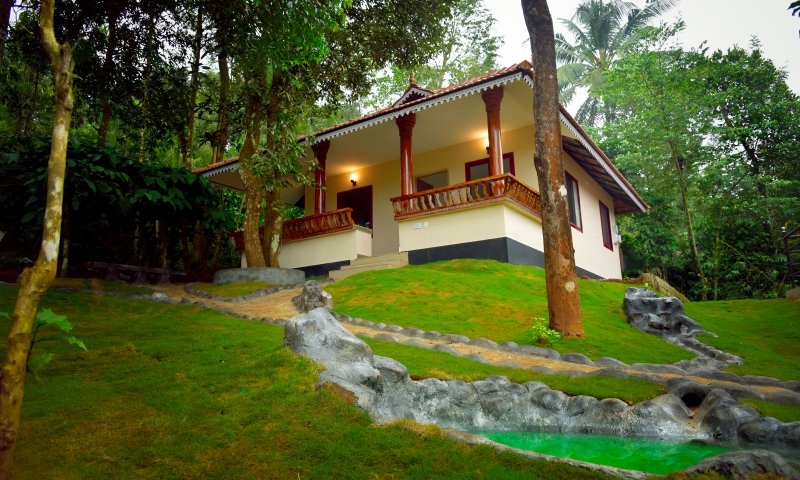 Green Garden Daisy Villa, vakantiewoning in Wayanad District