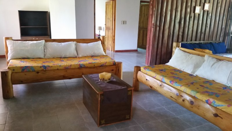 Living spacious and comfortable