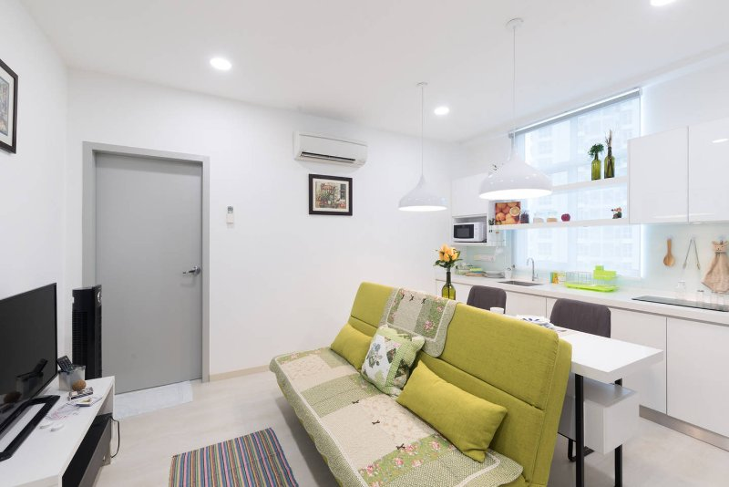 Comfy Modern Studio Apartment Near Georgetown Penang Tripadvisor Holiday Home In Georgetown