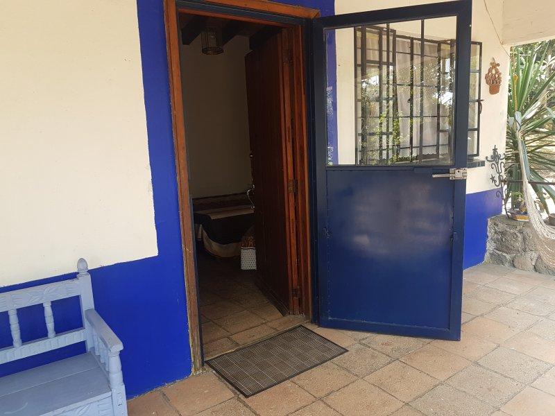 Entrada privada habitacin triplo