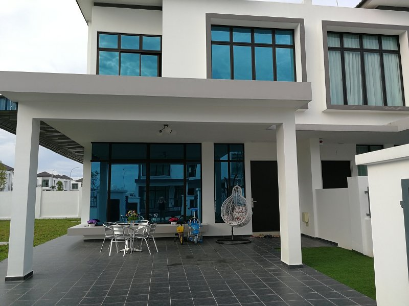 Eco Homestay Pasir Gudang - An accommodation just for Muslims, location de vacances à Johor