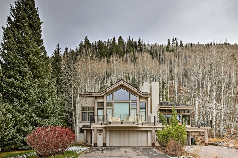 Your next Vail vacation awaits at this 4-bedroom, 4-bath vacation rental house!