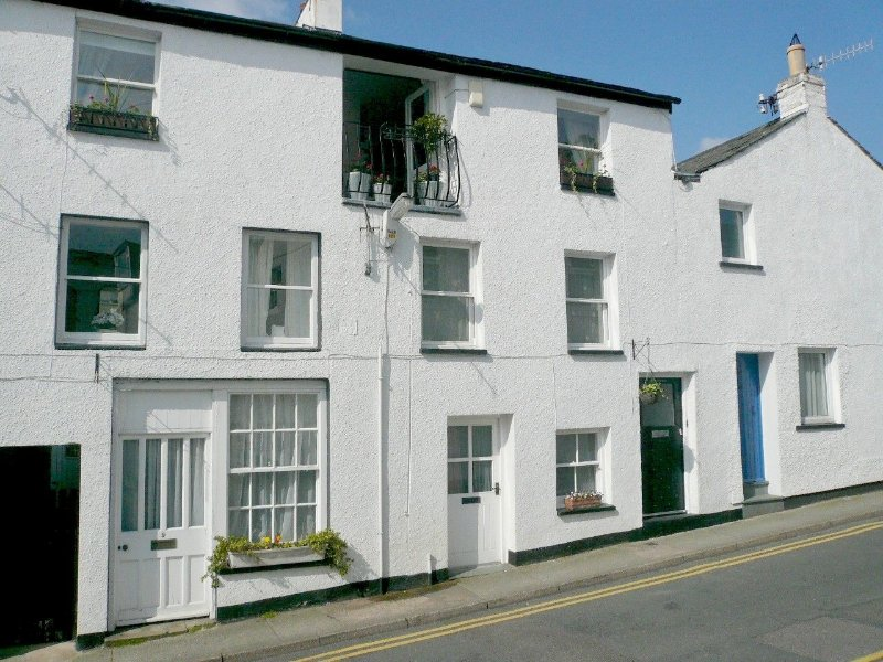 THE OLD MILL, first floor apartment, WiFi, in the heart of Keswick town, holiday rental in Grange-in-Borrowdale