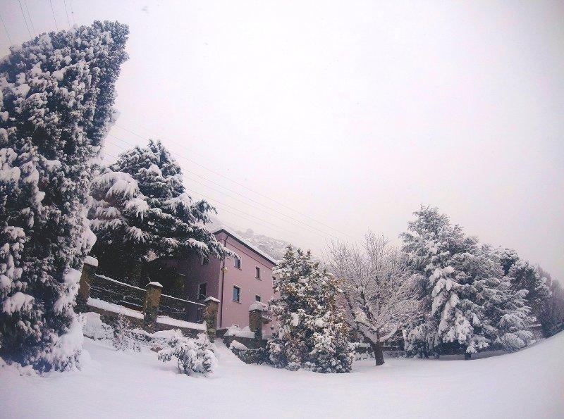 Villa Breil | Immersa nel verde, location de vacances à Chatillon