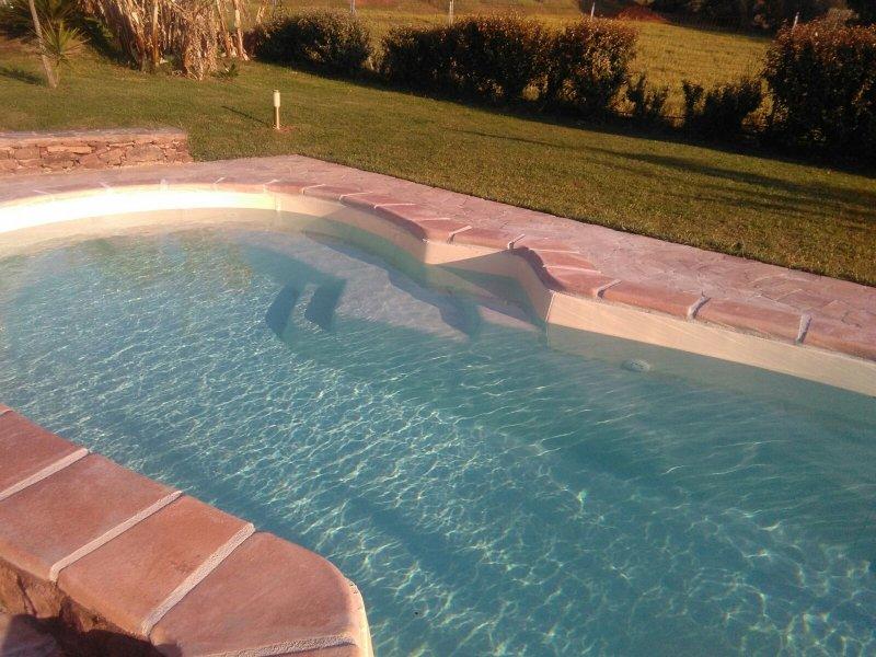 depandance con piscina, holiday rental in Argentiera