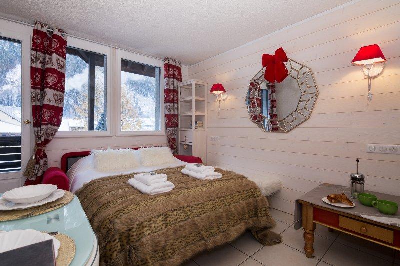 24m² studio apartment ideal for 4 people