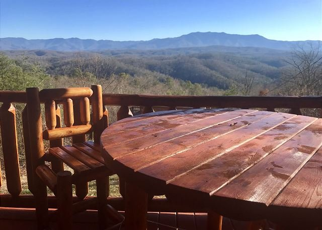 Wow Best Mountain View Near Dollywood Secluded Cabin In