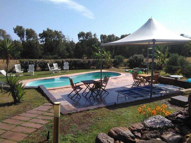 villa in campagna, holiday rental in Argentiera
