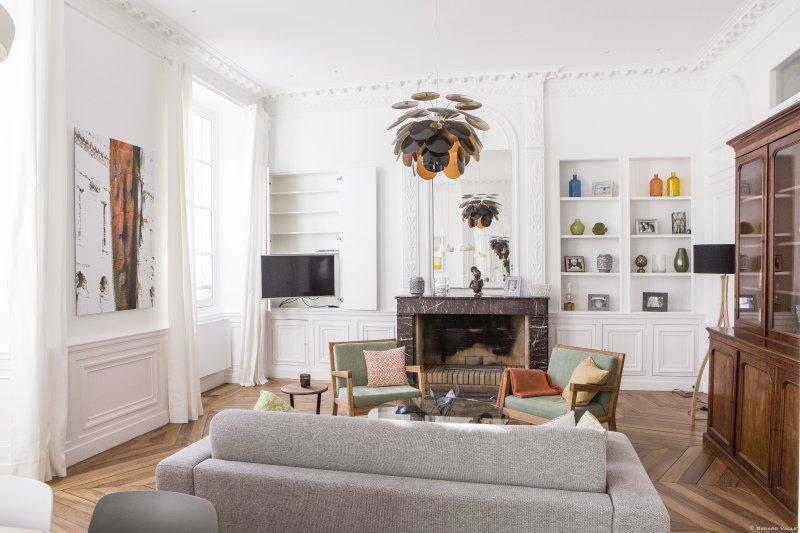 Magnifique appartement luxurieusement décoré, aluguéis de temporada em Bordéus